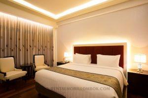 hotel bintang 4 di lombok